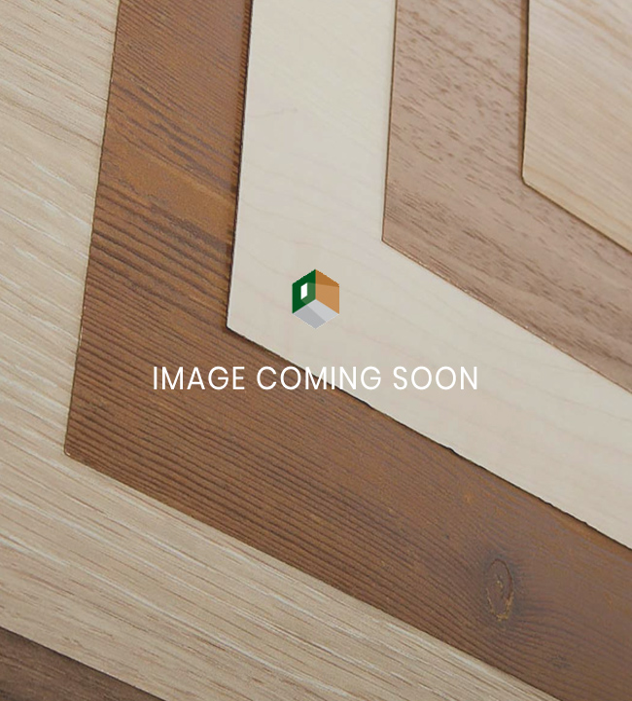 QuickFixTM FD30 MDF Glazing Bead With Seal 27x21.5x1800mm Lengths - Walnut Real Wood Veneer