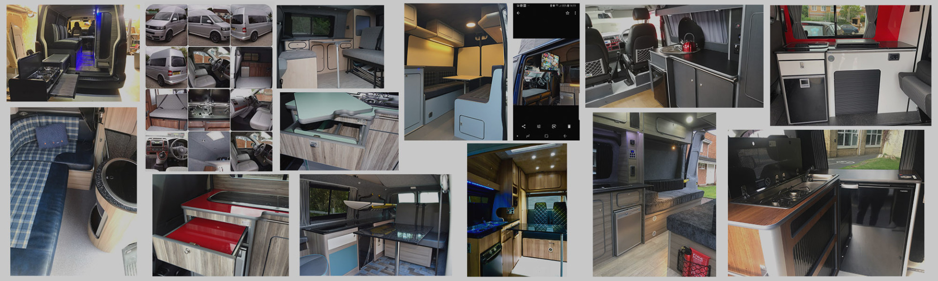 Morland Van Conversion Competition Results